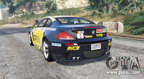 BMW M6 (E63) WideBody StopTech v0.3 [replace]