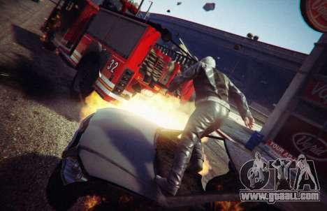GTA 5 Quicksilver X-Men Apocalypse