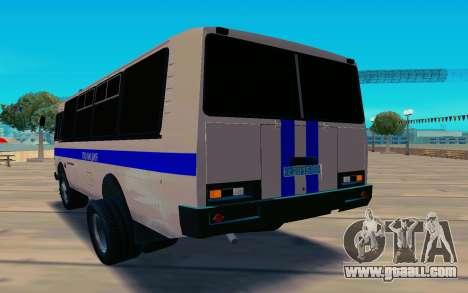 PAZ 3205 for GTA San Andreas