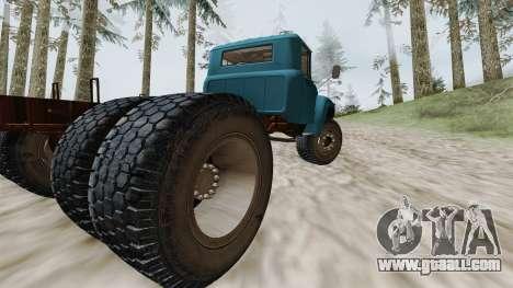 ZIL 130 v2 for GTA San Andreas