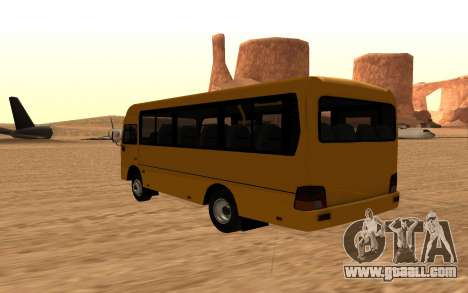 Hyundai County SWB for GTA San Andreas