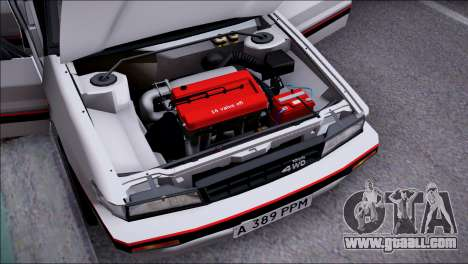 Toyota Corolla Tercel AE95G 1990 for GTA San Andreas