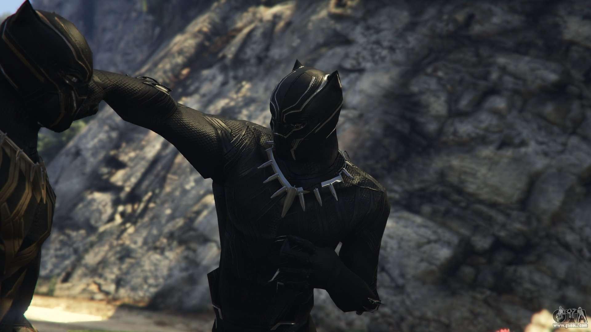Image result for black panther screenshot