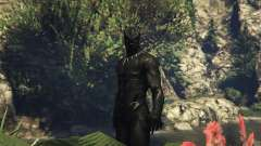 Black Panther CIVIL WAR for GTA 5