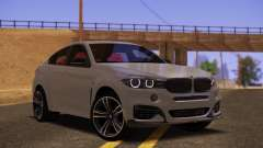 BMW X6 50D for GTA San Andreas