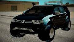 Mitsubishi Pajero Sport for GTA San Andreas