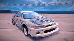 Mitsubishi Lancer EVO VI for GTA San Andreas