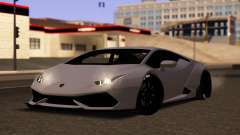 Lamborghini Huracan Pamdem Kit for GTA San Andreas