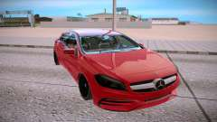 Mercedes-Benz A45 AMG 2016 for GTA San Andreas