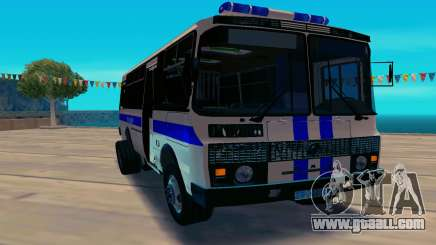 PAZ 3205 for GTA San Andreas