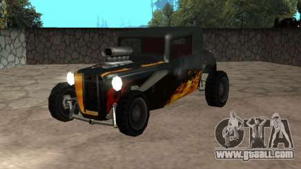 MFR Hotknife Concept 4X4 Tuning 160 Kmh for GTA San Andreas