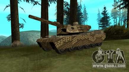 MFR Rhino Desert Snake Concept 140 Kmh for GTA San Andreas
