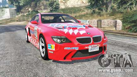 BMW M6 (E63) WideBody Carrillo v0.3 [replace] for GTA 5