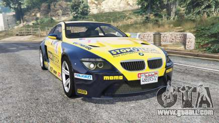 BMW M6 (E63) WideBody StopTech v0.3 [replace] for GTA 5