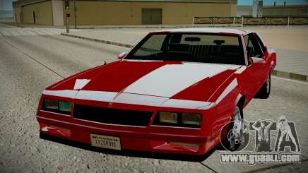 Chevrolet Monte Carlo SS for GTA San Andreas