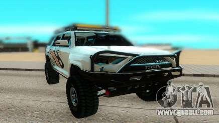Toyota FJ Cruiser 4 Runner for GTA San Andreas