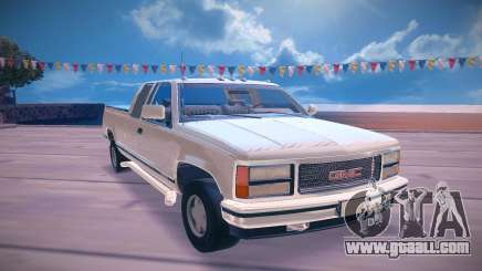 1992 GMC Sierra for GTA San Andreas
