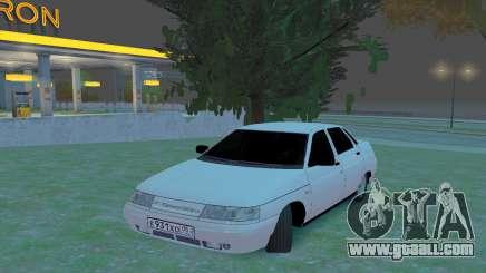 VAZ 2110 Stok Version for GTA 4