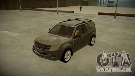 Great Wall Hover H2 Karelian Edition for GTA San Andreas