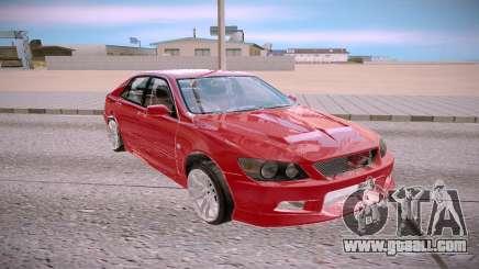 Toyota Altezza for GTA San Andreas