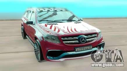Mercedes-Benz GLS for GTA San Andreas
