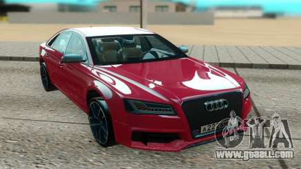 Audi S8 TMT for GTA San Andreas