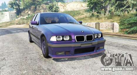 BMW M3 (E36) Touring v2.0 [replace] for GTA 5