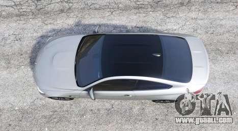 GTA 5 BMW M4 (F82) 2015 [replace] back view