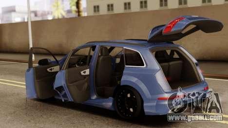 Audi SQ7 for GTA San Andreas right view