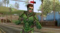 Injustice 2 - Green Lantern Elite Skin for GTA San Andreas