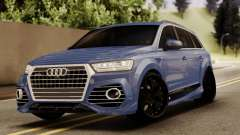 Audi SQ7 for GTA San Andreas