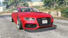Audi RS 7 Sportback X-UK v1.1 [replace] for GTA 5