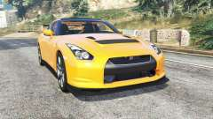 Nissan GT-R (R35) v1.1 [replace] for GTA 5