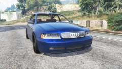 Audi S4 (B5) 2000 v0.8 [replace] for GTA 5