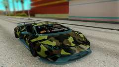 Lamborghini Huracan Performante Liberty Walk for GTA San Andreas