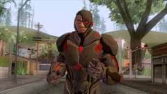 Injustice 2 - Cyborg Unbreakable Skin for GTA San Andreas