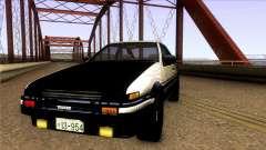 Toyota Corolla AE86 Spinter Trueno GT-Apex 1986