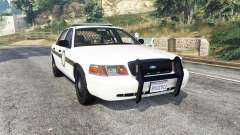 Ford Crown Victoria State Trooper [replace]
