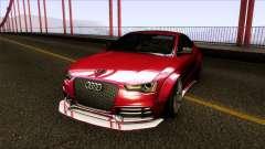 Audi RS5 Liberty Walk Works 2014 for GTA San Andreas