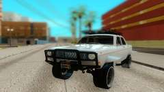 GAZ 24 4x4 Off-road for GTA San Andreas