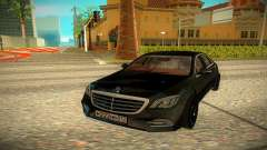 Mersedes-Benz W222 2018 for GTA San Andreas