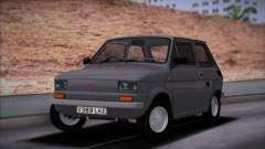 Fiat 126 Stock for GTA San Andreas