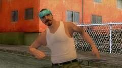 New Varios Los Aztecas Skin 3 for GTA San Andreas