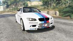 BMW M3 (E92) WideBody BMW Driving v1.2 [replace] for GTA 5