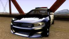 Dodge Charger SRT8 Hellcat - LSPD [IVF] for GTA San Andreas