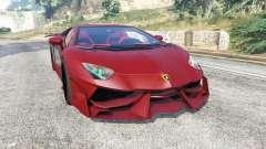 Lamborghini Aventador LP988-4 v3.1 [replace] for GTA 5
