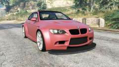 BMW M3 (E92) WideBody v1.2 [replace] for GTA 5