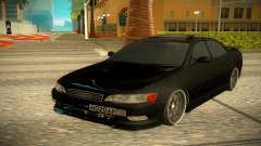 Toyota Mark 2 black for GTA San Andreas