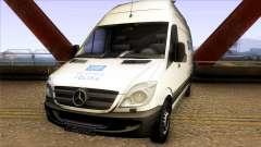 Mercedes-Benz Sprinter 311CDi - TVP for GTA San Andreas