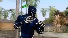 Blue Lion Skin for GTA San Andreas